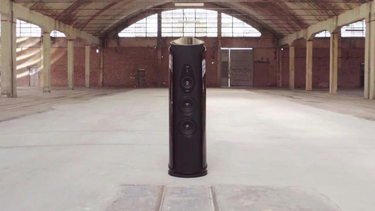 Sonus faber, AIDA Videoclip … limitless immersion
