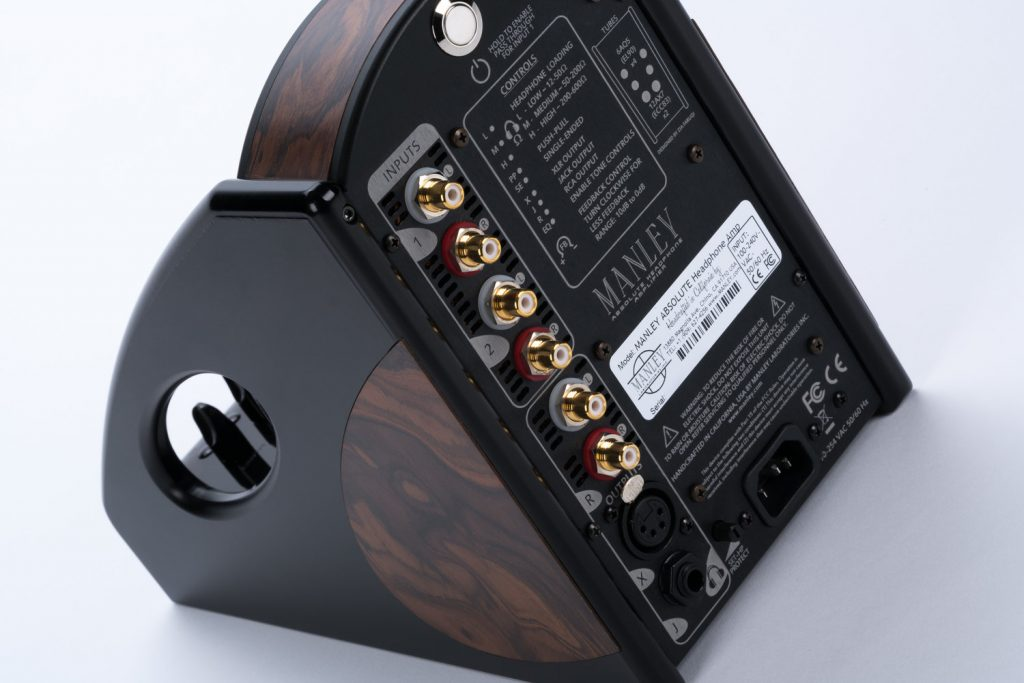 Manley Labs Absolute Tube Amplificatore per cuffie